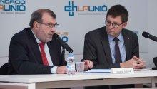 Discurs del vicepresident primer de La Unió, Joan M. Adserà