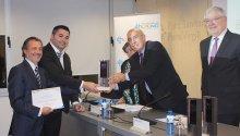 1r premi: \'Aplicació de la tecnologia RFID en la millora del procés quirúrgic\'
