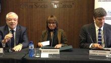 Roser Fernández i Manel Jovells destaquen la importància de la col·laboració publicoprivada