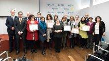 Entrega dels Premis de La Unió a la Innovació en Gestió 2017