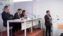 Conferència \'Comunicació i l'entorn actual\', del periodista Toni Aira