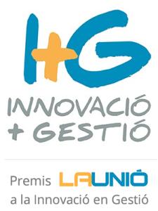 Logo Premis Innovació Gestió La Unió