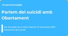 Parlem del suïcidi ambObertament