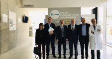 La Fundació Sanitària de Mollet acull l'Exposició Itinerant de La Unió
