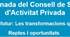 La Unió organitza la III Jornada del Consell de Sector d'Activitat Privada