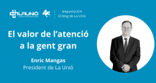 El valor de la gent gran, Enric Mangas