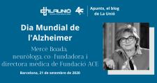 #ApuntsUCH de Mercè Boada: Dia Mundial de l'Alzheimer
