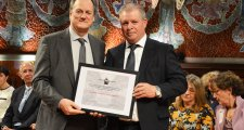 La Fundació Unió entrega el premi a l'excel·lència del pla de qualitat en atenció sociosanitària i dependència a l'H. Sagrat Cor de Germanes Hospitalàries