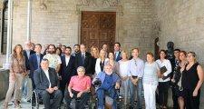 La Generalitat de Catalunya anuncia la creació d'un Pla Nacional per a les persones amb discapacitat