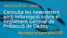 consulta newsletters RGPD