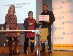 2on Premi_Jornada Tècnica Innovacions Infermeres