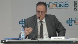 Enric Mangas, Assemblea General, vídeo,