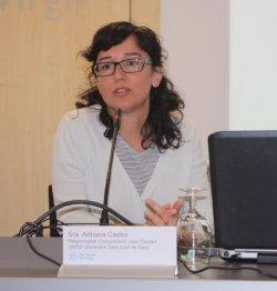 Adriana Castro, jornada Ebola