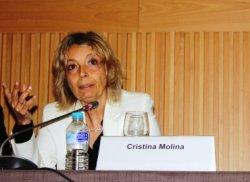 Cristina Molina (dintre)_V Jornada Salut Mental