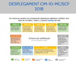 Desplegament CIM-10-MC/SCP 2018