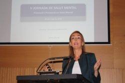 Eva Jané-Llopis (dintre)_V Jornada Salut Mental