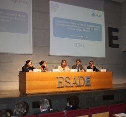 V Jornada del Fòrum d'Associats Col·laboradors, presentació experiències CPP, ESADE