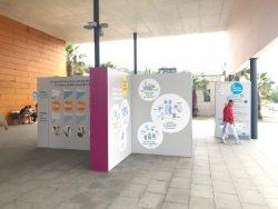 Exposició 'Un model de tots per a l'atenció sanitària i social per a tothom'_Hospital El Vendrell 2