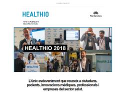 HTML Healthio 2018