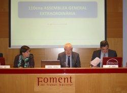 Manel Jovells, assemblea extraordinària febrer 2016