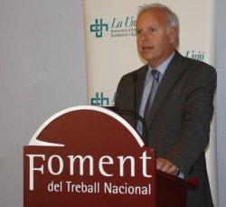 assemblea maig 2015, Pere Ibern,