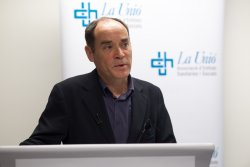 Xavier Oliach, Hospital Sant Pau i Santa Tecla