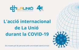 L'acció internacional durant la COVID-19
