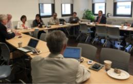 La Unió ha participat al New York Hospital Executive Study Tour 2016
