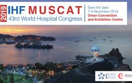 Es posa en marxa la 43a edició del World Hospital Congress, de Muscat
