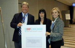 Participació al 39th World Hospital Congress - WHC 2015