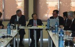 La Unió acull la Junta Directiva de la International Hospital Federation 2014
