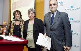 I Edició dels Premis La Unió a la Innovació en Gestió - 2010