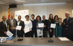 V Edición de los Premios La Unió a la Innovación en Gestión - 2014