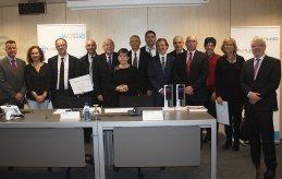 VI Edició del Premis La Unió a la Innovació en Gestió - 2015