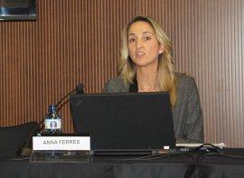 III Plenari Responsables Economicofinancers, Anna Farrés