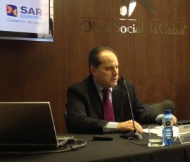 Antoni Soler, IV Jornada Fòrim Associats Col·laboradors