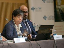 Helena Ris, José Augusto Garcia, VI Jornada Innovació en Atenció Primària