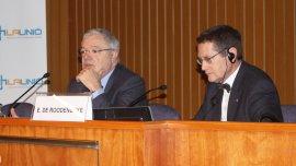 VI Jornada Associativa, Manel Jovells, Erik de Roodenbeke
