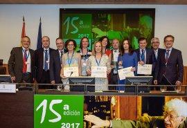 Premios Profesor Barea 2017, Hospital Sant Rafael