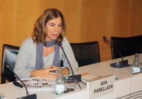 VI Jornada d'Innovacions Infermeres, Ada Parellada