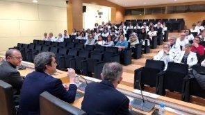 Acord entre el Parc Taulí i Vall d'Hebron pel seguiment dels pacients estabilitzats d'oncologia pediàtrica