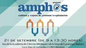 Jornada Amphos 'Com fer efectiva la continuïtat assistencial millorant l'experiència del pacient'