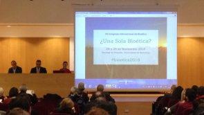 Els trastorns mentals en el VII Congrés Internacional de Bioètica