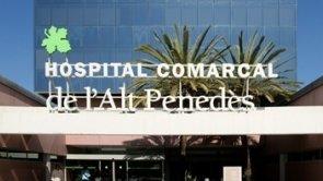 La Generalitat aprova la constitució del Consorci Sanitari de l'Alt Penedès i el Garraf