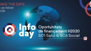 El 6 de febrer, Jornada Infoday 2020: Oportunitat de finançament 2020