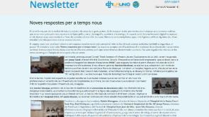 Newsletter Noves respostes per a temps nous