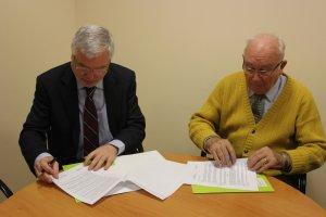 Conveni Fundació Althaïa i Associació Fènix