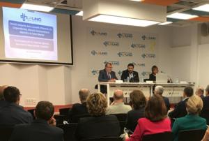 secretari d'Afers Socials de la Generalitat de Catalunya, Francesc Iglesies, sessió conjunta consells