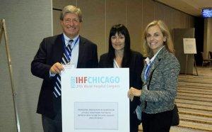 La Unió al congrés de la IHF