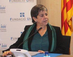 Helena Ris, assemblea general 2014